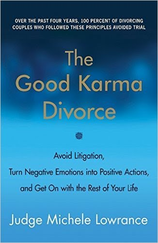 https://www.amazon.com/Good-Karma-Divorce-Litigation-Negative/dp/0061840718